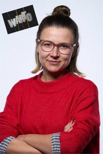 Marta Streker nominowana <br> Głosujcie, bo WARTO  !