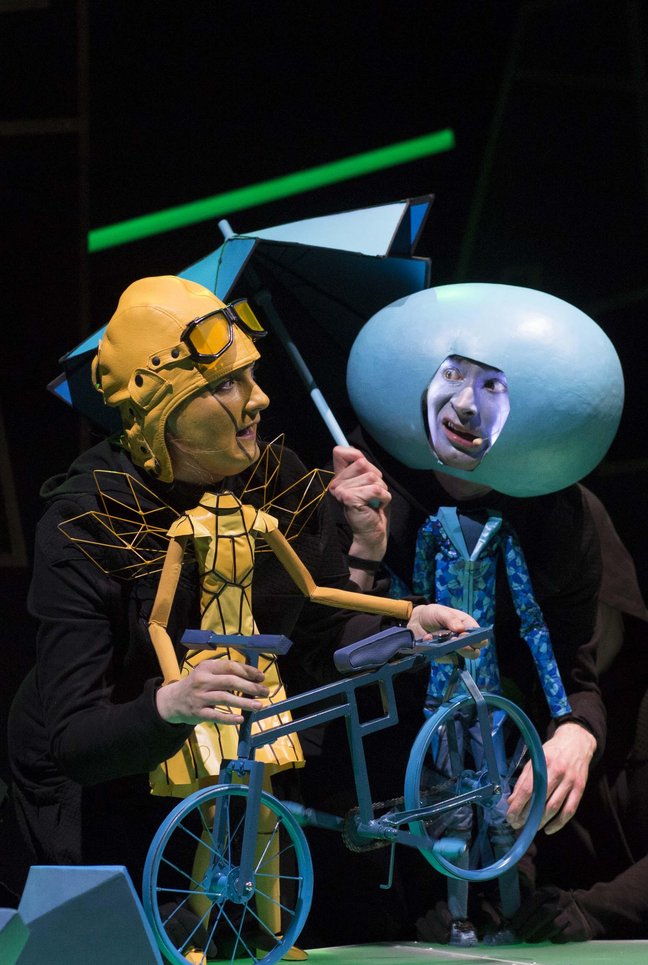 ODD i LUNA na festiwalach teatralnych
