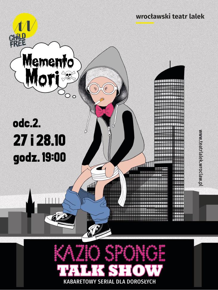 Kazio Sponge Talk Show Odc.2.  27 i 28.10