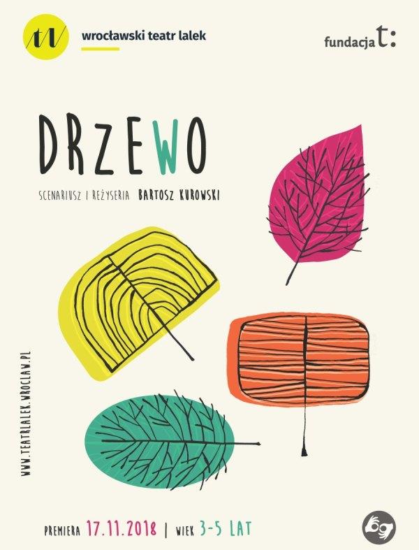 DRZEWO - premiera 17.11